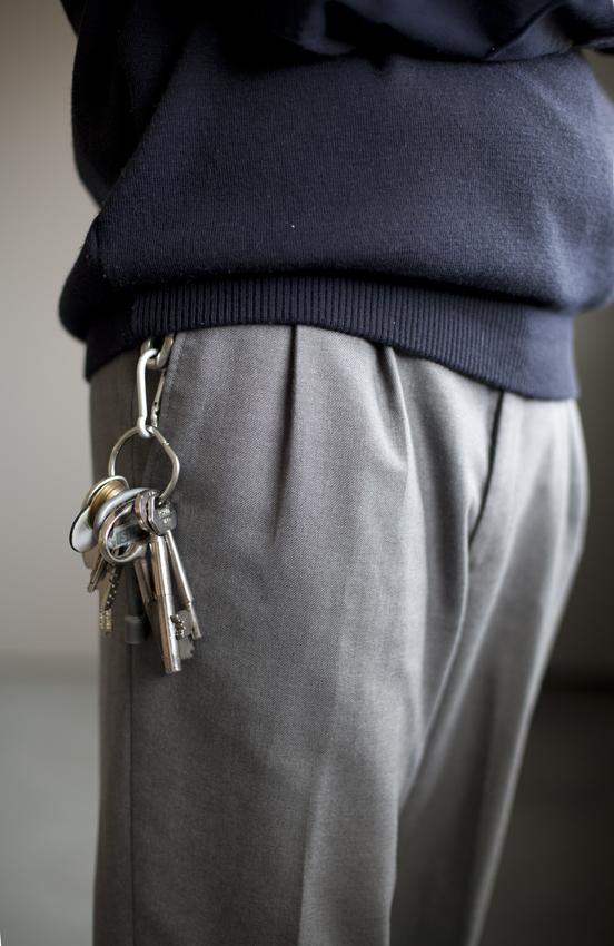 PI sleutelbosbewaker 8122 Tryntsje Nauta
